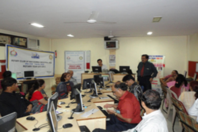 Skin Donation lecture at Leading B.P.O. in India